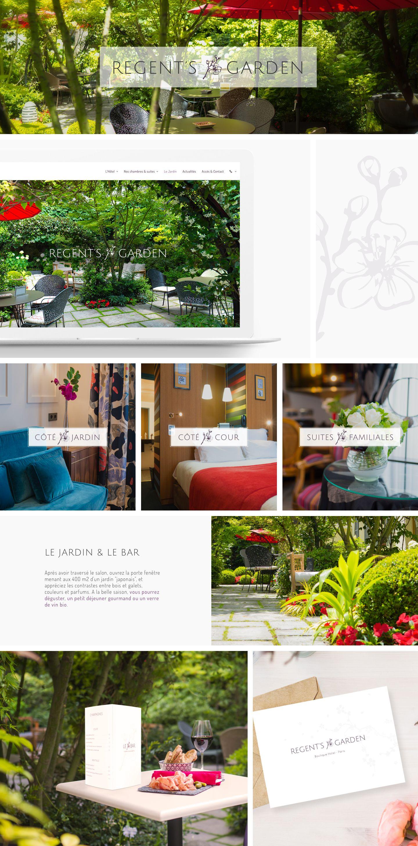 Regent\'s Garden – Christophe Pillot Portfolio